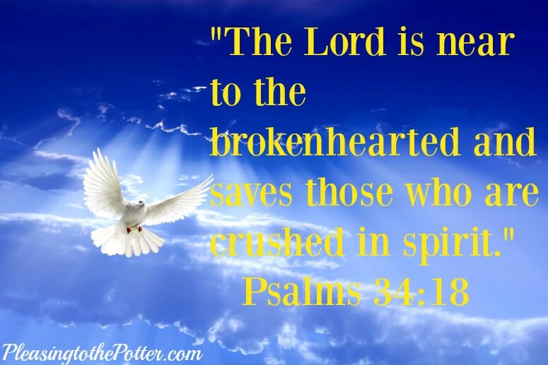 Broken to Blessings from God